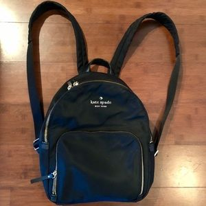 Kate Spade Nylon Backpack Purse